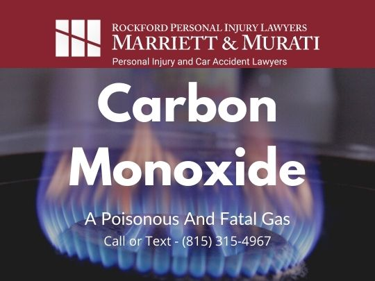 Suing for injuries due to carbon monoxide poisoning