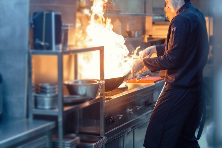 Fire in a restaurant - Rockford Burn lawyers Marriett and Murati