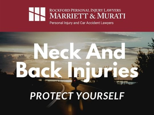 neck and back injuries caused from car accident blog posts