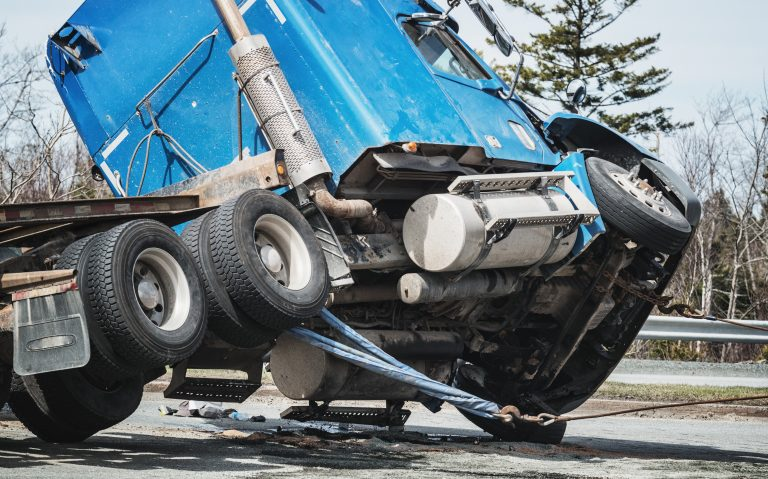 Trucking Accidents - Rockford Personal Injury Lawyers: Marriett and Murati
